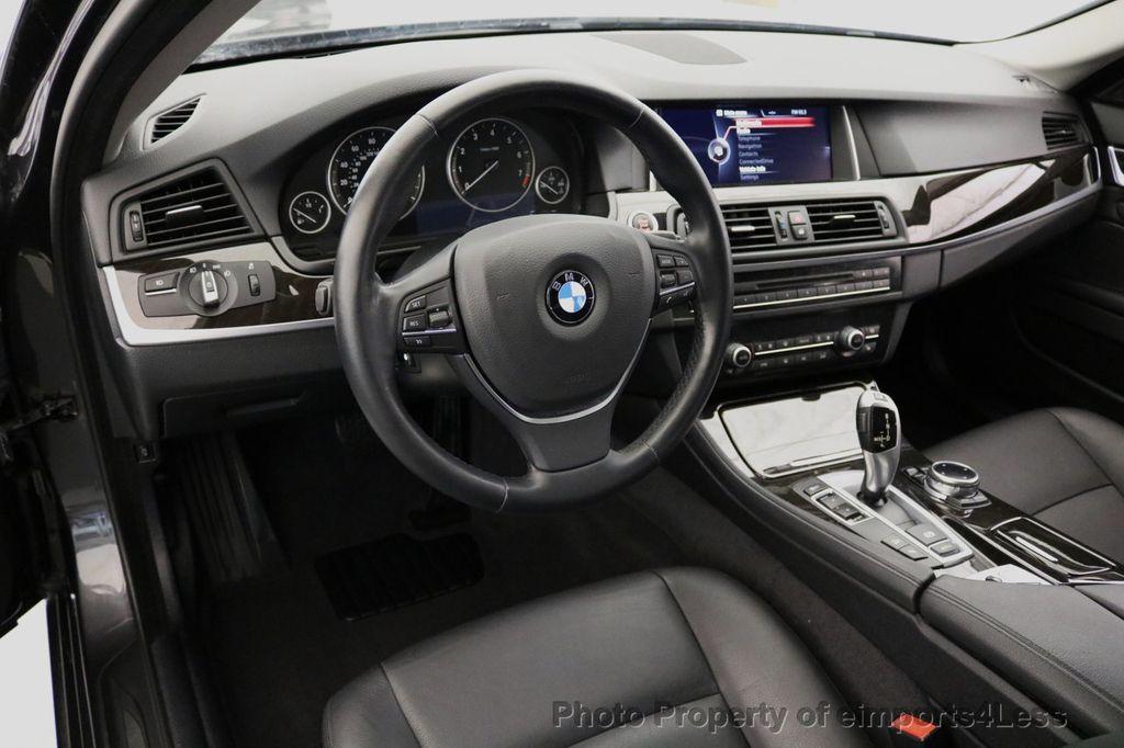 2015 BMW 5 Series CERTIFIED 528i xDRIVE AWD CAMERA NAVIGATION - 17581576 - 23