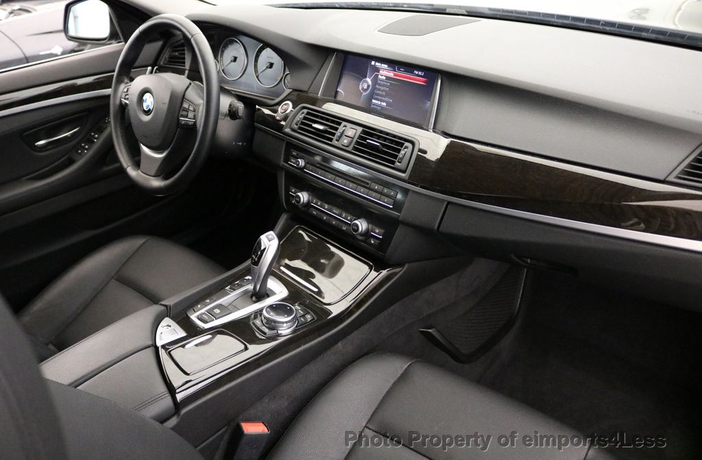 2015 BMW 5 Series CERTIFIED 528i xDRIVE AWD CAMERA NAVIGATION - 17581576 - 24