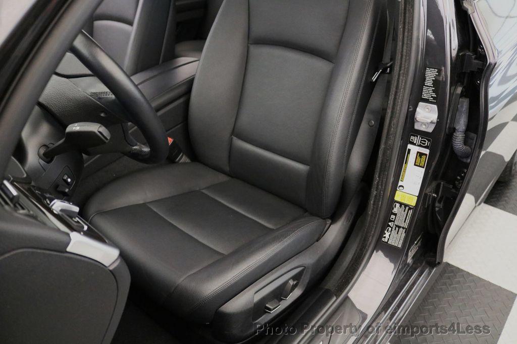 2015 BMW 5 Series CERTIFIED 528i xDRIVE AWD CAMERA NAVIGATION - 17581576 - 25