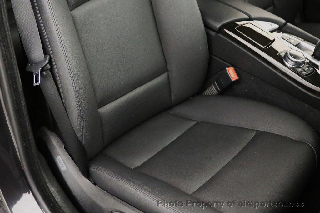 2015 BMW 5 Series CERTIFIED 528i xDRIVE AWD CAMERA NAVIGATION - 17581576 - 26