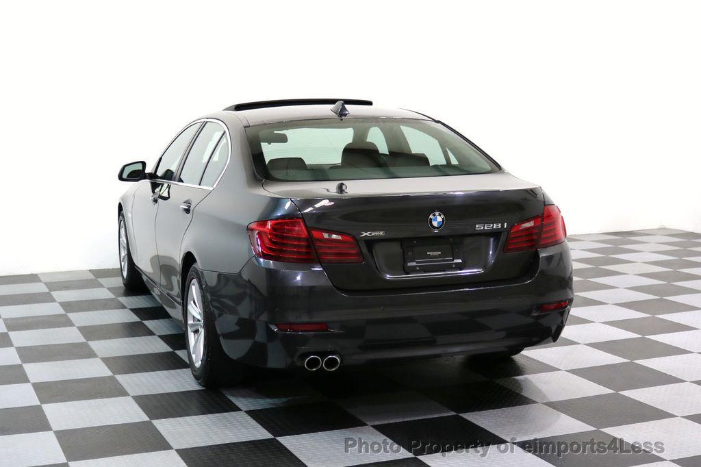 2015 BMW 5 Series CERTIFIED 528i xDRIVE AWD CAMERA NAVIGATION - 17581576 - 2