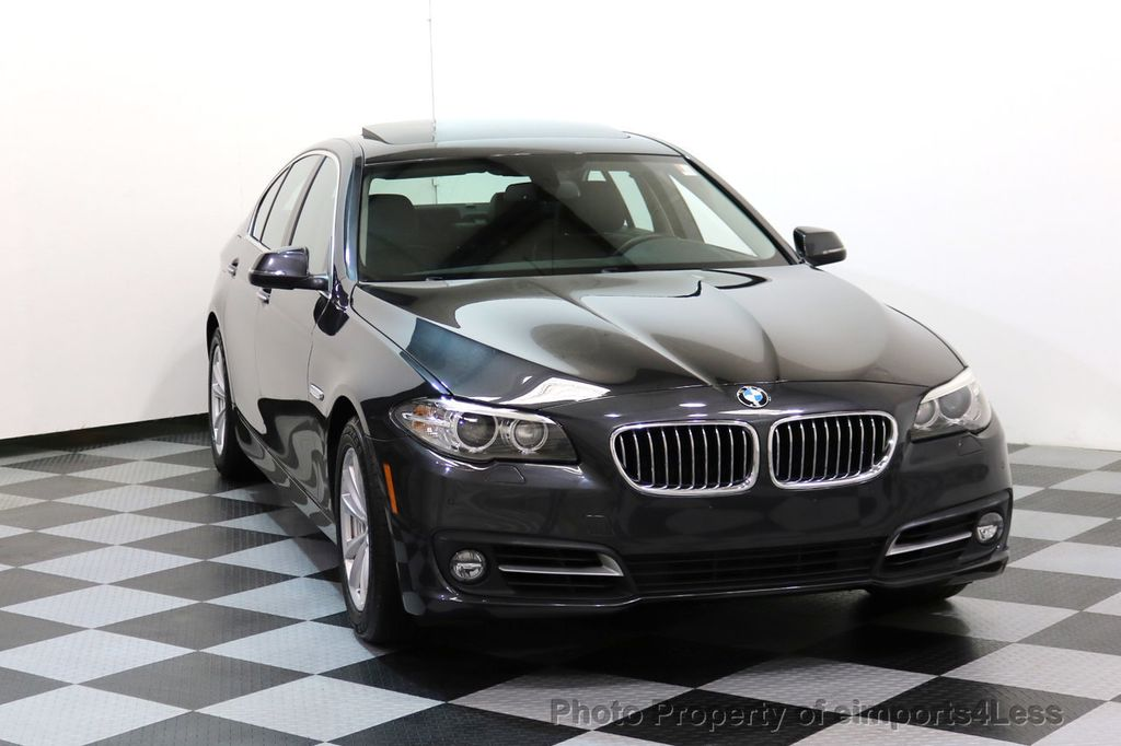 2015 BMW 5 Series CERTIFIED 528i xDRIVE AWD CAMERA NAVIGATION - 17581576 - 31