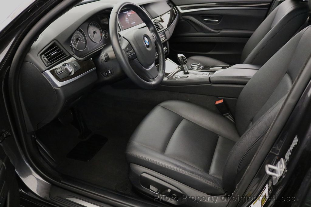 2015 BMW 5 Series CERTIFIED 528i xDRIVE AWD CAMERA NAVIGATION - 17581576 - 35
