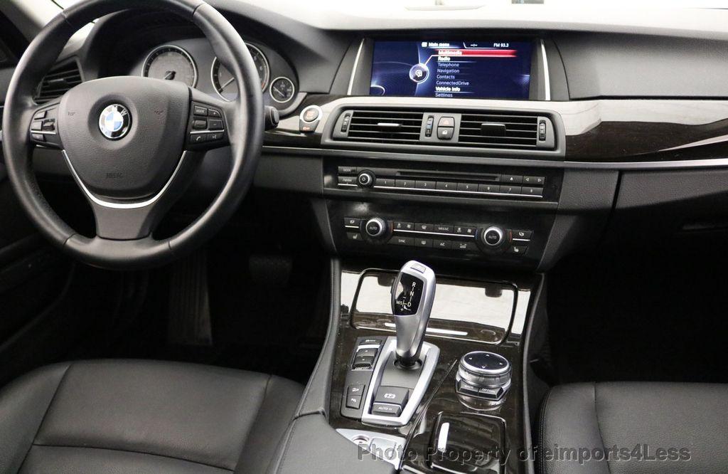 2015 BMW 5 Series CERTIFIED 528i xDRIVE AWD CAMERA NAVIGATION - 17581576 - 36