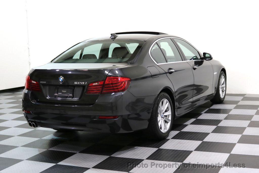 2015 BMW 5 Series CERTIFIED 528i xDRIVE AWD CAMERA NAVIGATION - 17581576 - 3