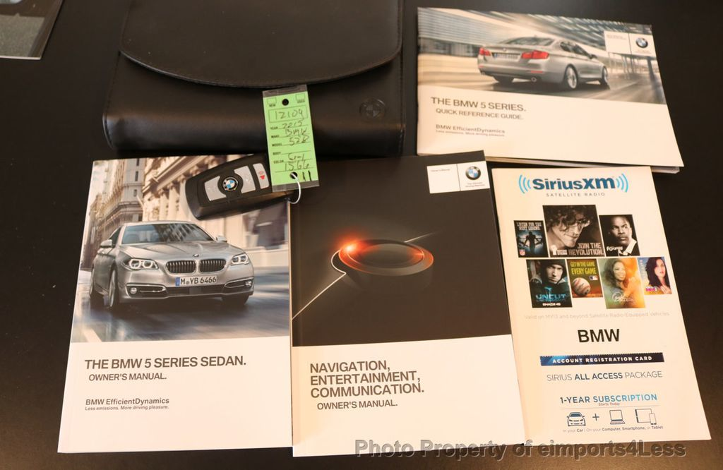 2015 BMW 5 Series CERTIFIED 528i xDRIVE AWD CAMERA NAVIGATION - 17581576 - 40