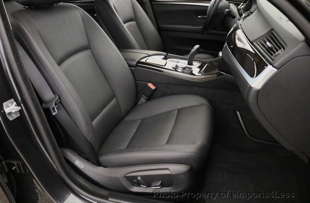 2015 BMW 5 Series CERTIFIED 528i xDRIVE AWD CAMERA NAVIGATION - 17581576 - 45
