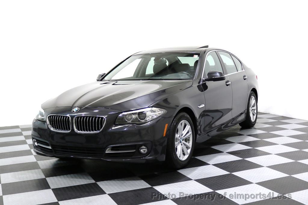 2015 BMW 5 Series CERTIFIED 528i xDRIVE AWD CAMERA NAVIGATION - 17581576 - 49