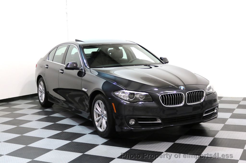 2015 BMW 5 Series CERTIFIED 528i xDRIVE AWD CAMERA NAVIGATION - 17581576 - 50