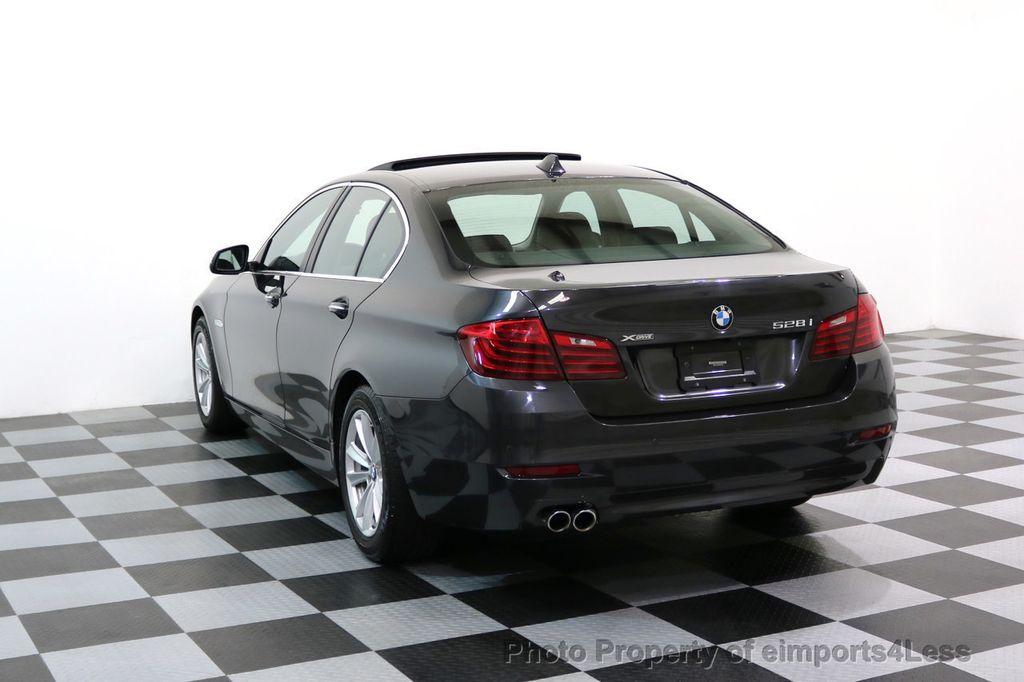 2015 BMW 5 Series CERTIFIED 528i xDRIVE AWD CAMERA NAVIGATION - 17581576 - 51