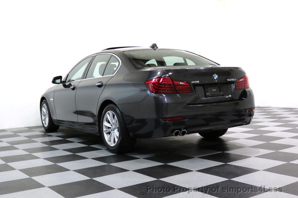2015 BMW 5 Series CERTIFIED 528i xDRIVE AWD CAMERA NAVIGATION - 17581576 - 54