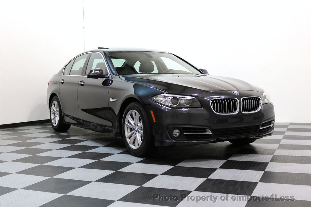 2015 BMW 5 Series CERTIFIED 528i xDRIVE AWD CAMERA NAVIGATION - 17581576 - 56