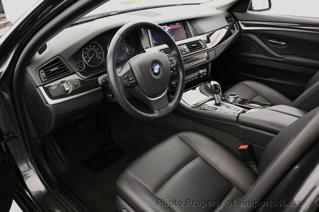 2015 BMW 5 Series CERTIFIED 528i xDRIVE AWD CAMERA NAVIGATION - 17581576 - 7