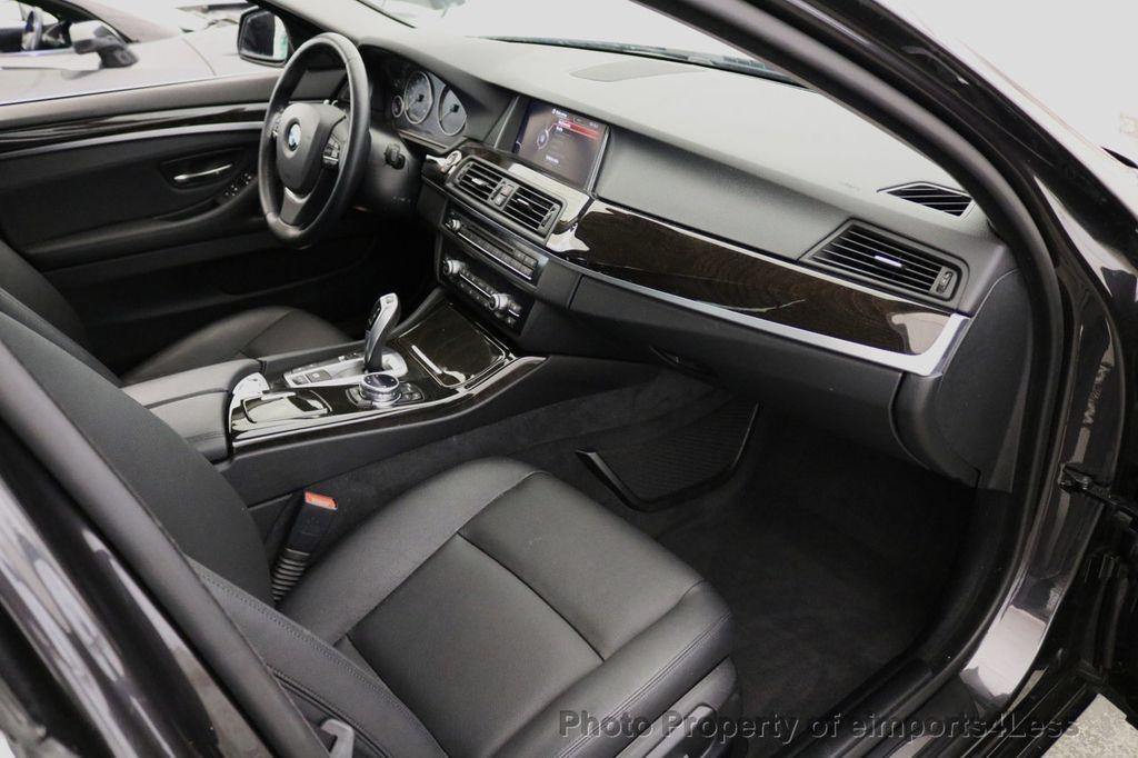 2015 BMW 5 Series CERTIFIED 528i xDRIVE AWD CAMERA NAVIGATION - 17581576 - 8