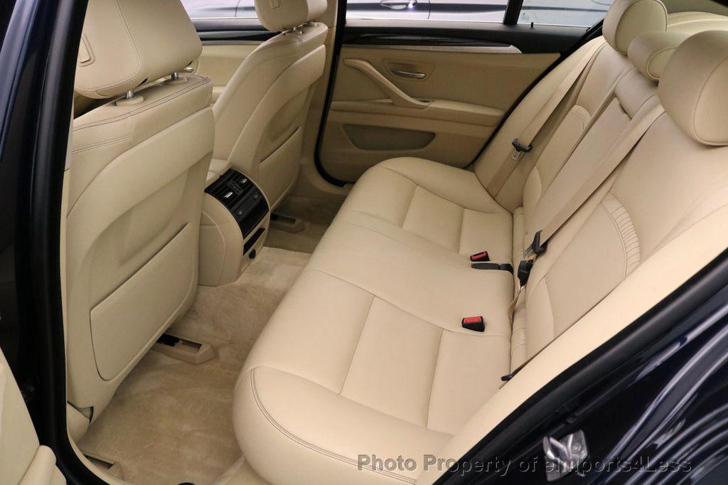 2015 BMW 5 Series CERTIFIED 528i xDRIVE Luxury Line AWD CAMERA NAVI - 17614343 - 9