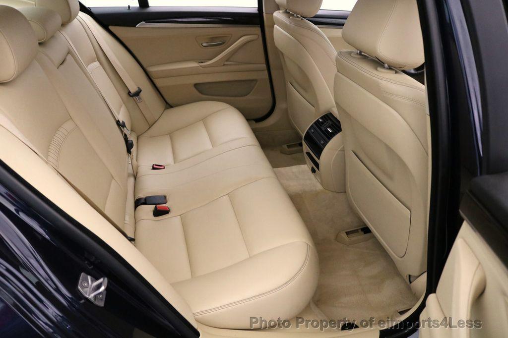 2015 BMW 5 Series CERTIFIED 528i xDRIVE Luxury Line AWD CAMERA NAVI - 17614343 - 10