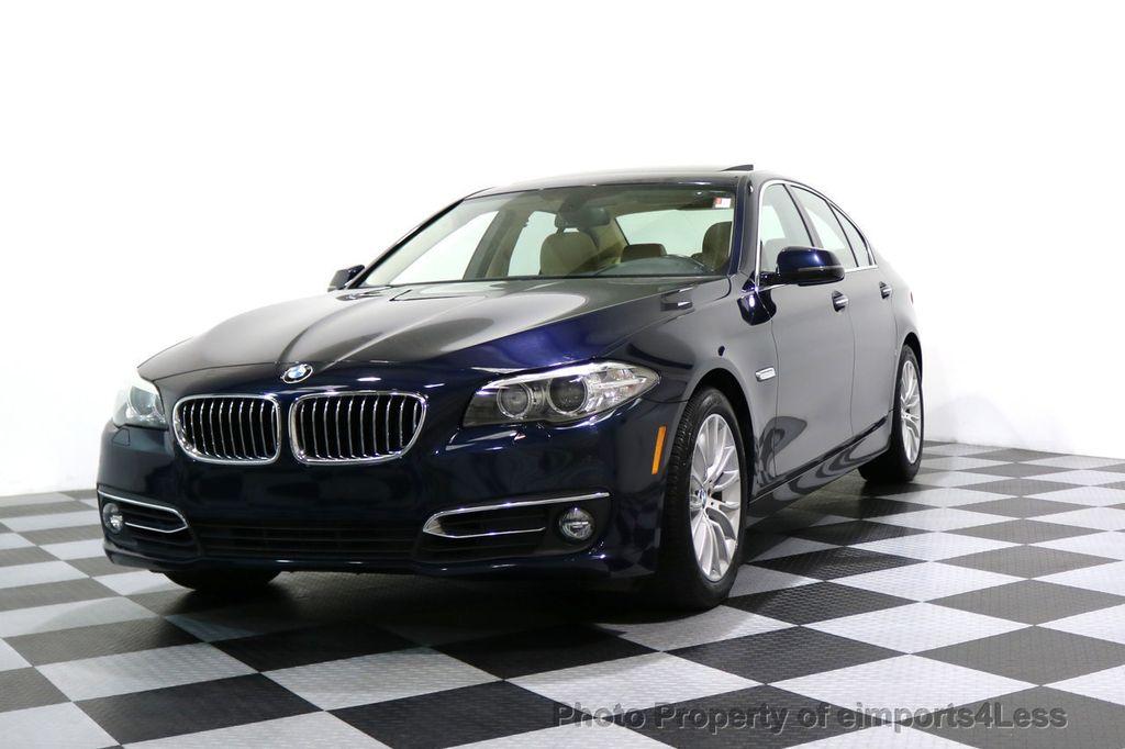 2015 BMW 5 Series CERTIFIED 528i xDRIVE Luxury Line AWD CAMERA NAVI - 17614343 - 14