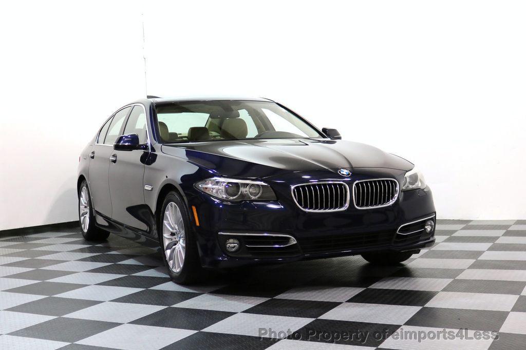 2015 BMW 5 Series CERTIFIED 528i xDRIVE Luxury Line AWD CAMERA NAVI - 17614343 - 15