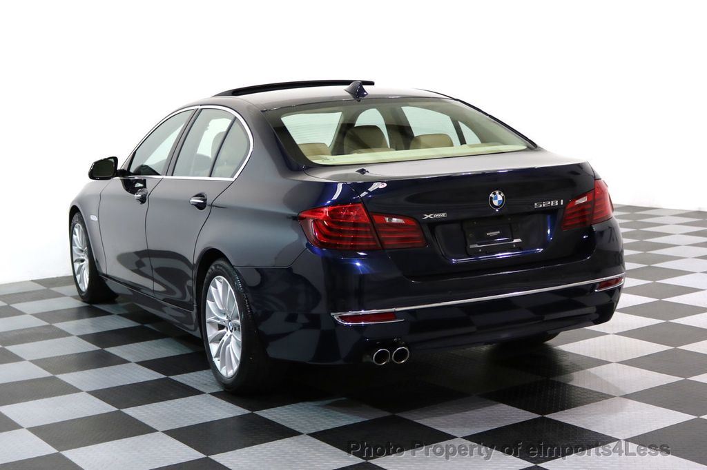 2015 BMW 5 Series CERTIFIED 528i xDRIVE Luxury Line AWD CAMERA NAVI - 17614343 - 16