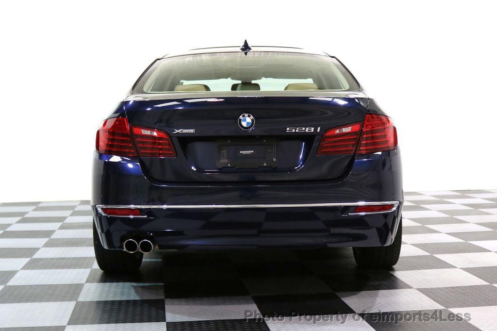 2015 BMW 5 Series CERTIFIED 528i xDRIVE Luxury Line AWD CAMERA NAVI - 17614343 - 17