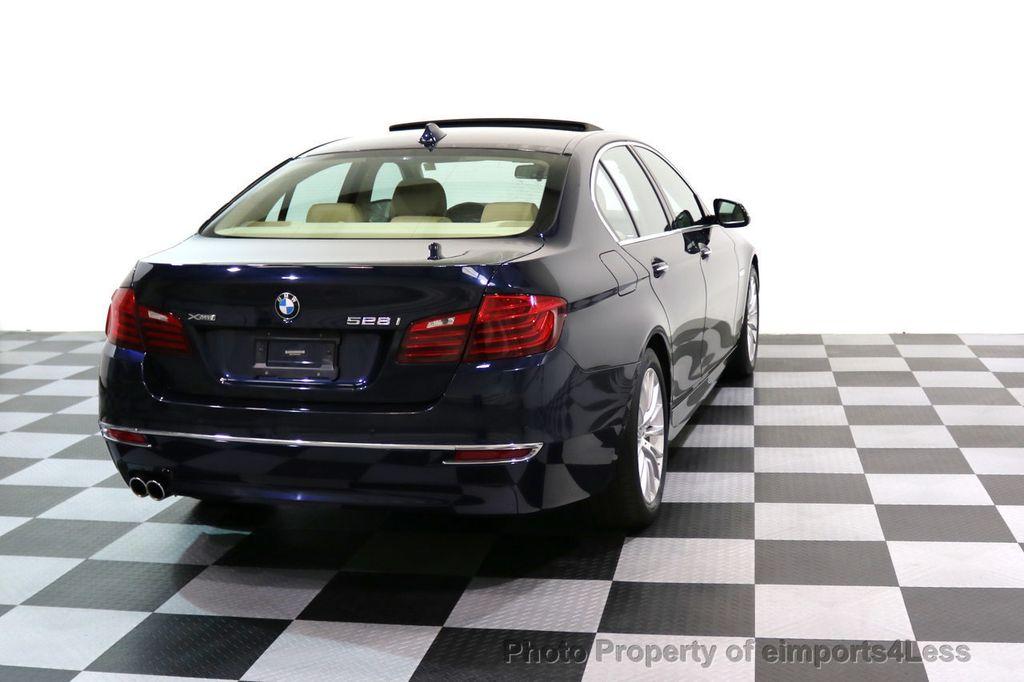 2015 BMW 5 Series CERTIFIED 528i xDRIVE Luxury Line AWD CAMERA NAVI - 17614343 - 18