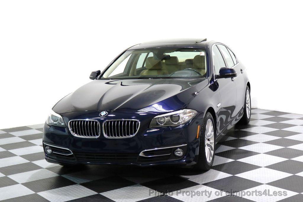 2015 BMW 5 Series CERTIFIED 528i xDRIVE Luxury Line AWD CAMERA NAVI - 17614343 - 28