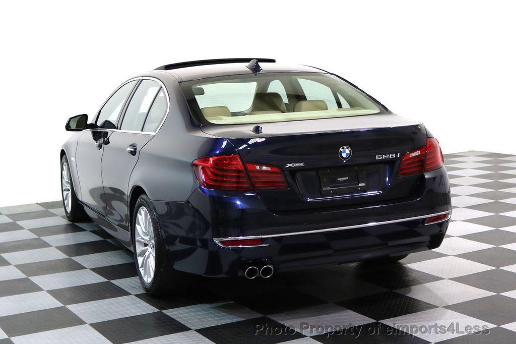 2015 BMW 5 Series CERTIFIED 528i xDRIVE Luxury Line AWD CAMERA NAVI - 17614343 - 2