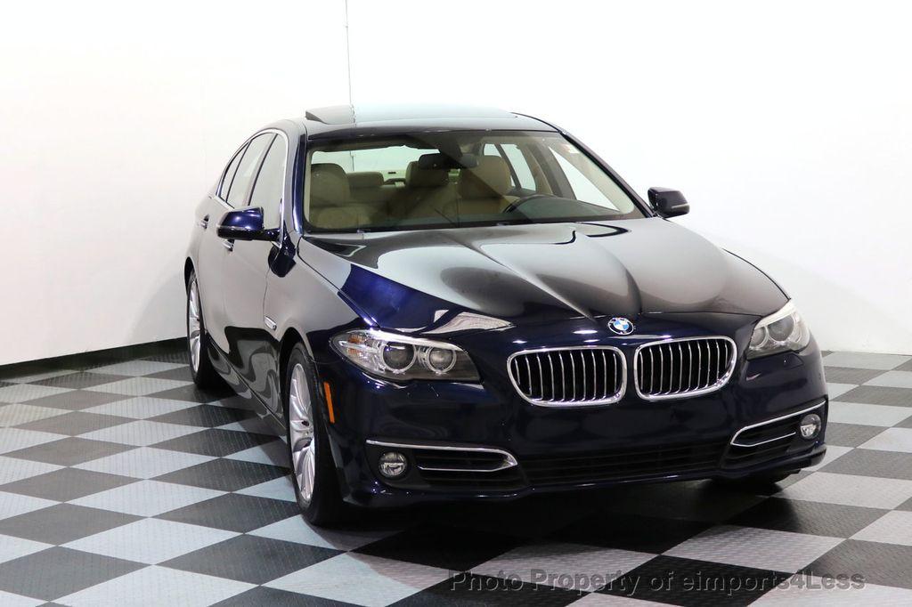 2015 BMW 5 Series CERTIFIED 528i xDRIVE Luxury Line AWD CAMERA NAVI - 17614343 - 29