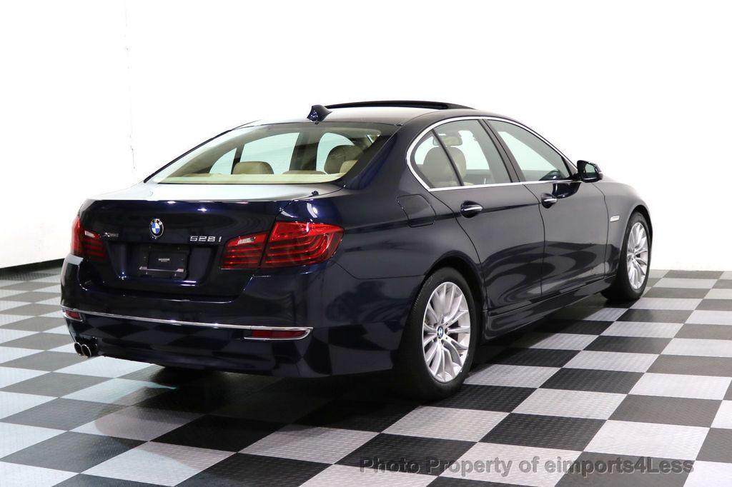 2015 BMW 5 Series CERTIFIED 528i xDRIVE Luxury Line AWD CAMERA NAVI - 17614343 - 32