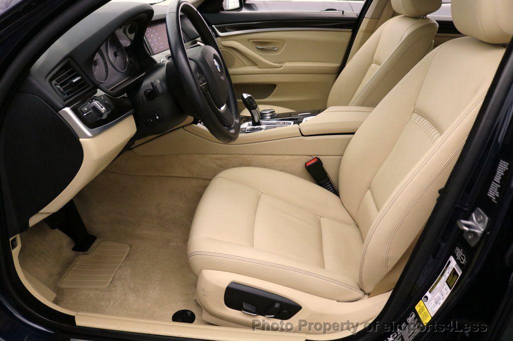 2015 BMW 5 Series CERTIFIED 528i xDRIVE Luxury Line AWD CAMERA NAVI - 17614343 - 33