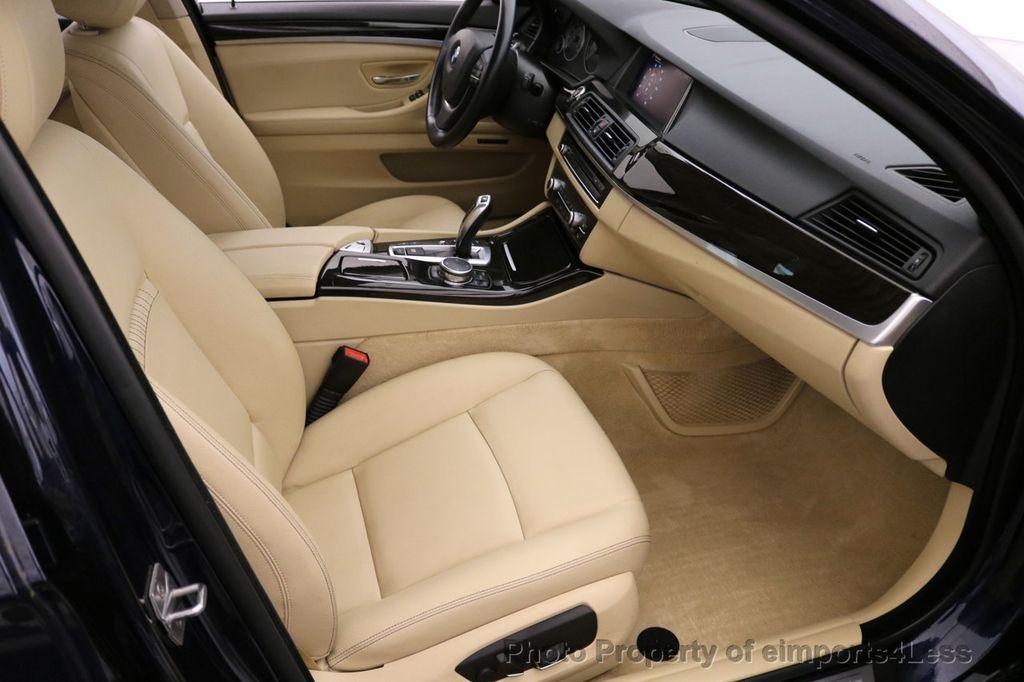 2015 BMW 5 Series CERTIFIED 528i xDRIVE Luxury Line AWD CAMERA NAVI - 17614343 - 34