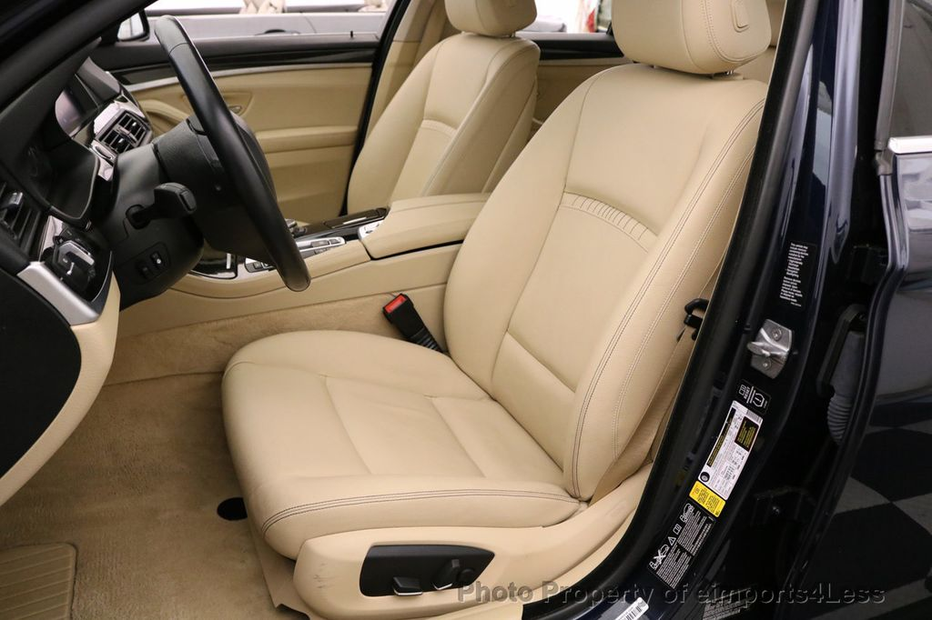 2015 BMW 5 Series CERTIFIED 528i xDRIVE Luxury Line AWD CAMERA NAVI - 17614343 - 35