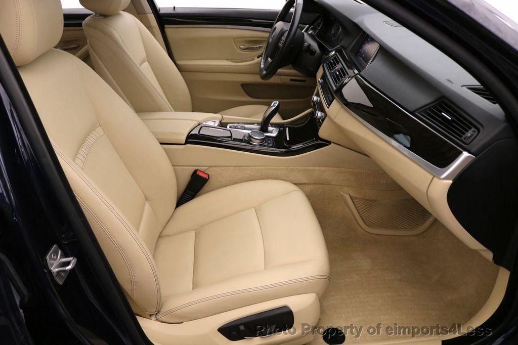 2015 BMW 5 Series CERTIFIED 528i xDRIVE Luxury Line AWD CAMERA NAVI - 17614343 - 36