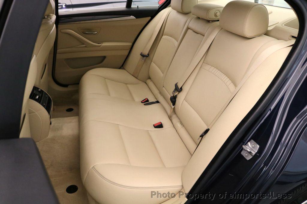 2015 BMW 5 Series CERTIFIED 528i xDRIVE Luxury Line AWD CAMERA NAVI - 17614343 - 37