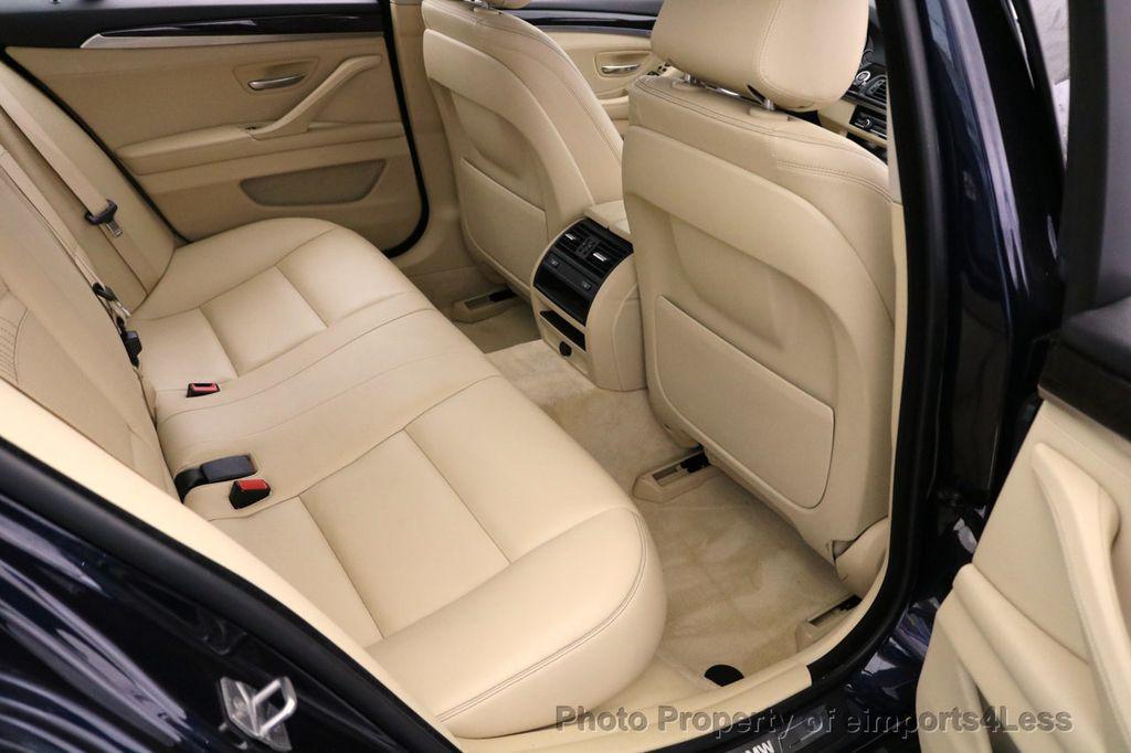 2015 BMW 5 Series CERTIFIED 528i xDRIVE Luxury Line AWD CAMERA NAVI - 17614343 - 38