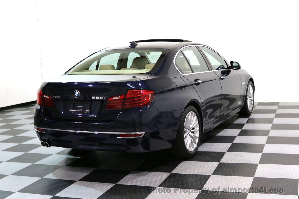 2015 BMW 5 Series CERTIFIED 528i xDRIVE Luxury Line AWD CAMERA NAVI - 17614343 - 3