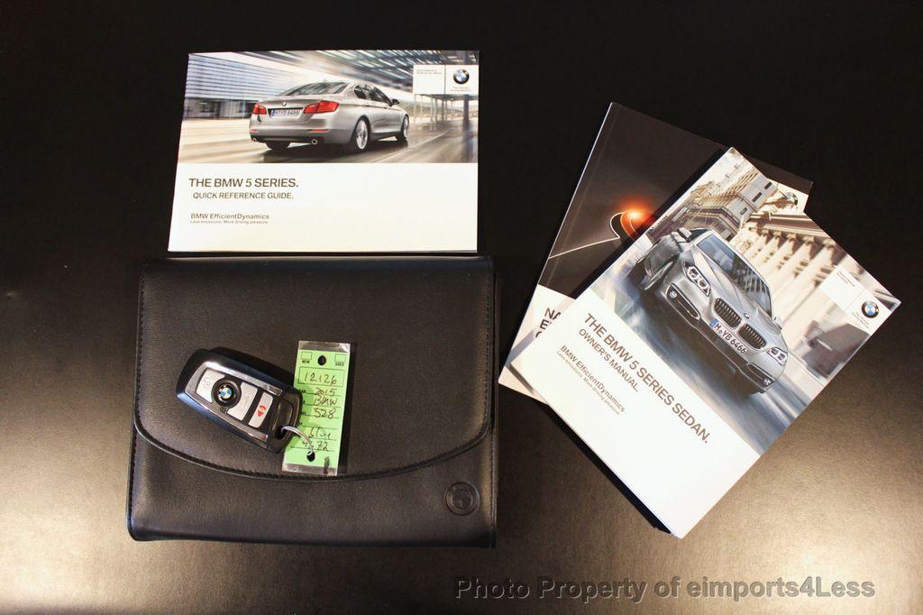 2015 BMW 5 Series CERTIFIED 528i xDRIVE Luxury Line AWD CAMERA NAVI - 17614343 - 39