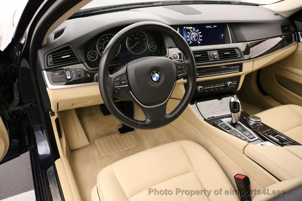 2015 BMW 5 Series CERTIFIED 528i xDRIVE Luxury Line AWD CAMERA NAVI - 17614343 - 43