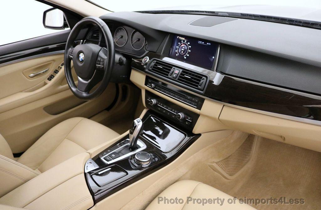 2015 BMW 5 Series CERTIFIED 528i xDRIVE Luxury Line AWD CAMERA NAVI - 17614343 - 44
