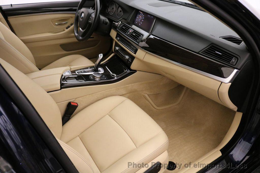2015 BMW 5 Series CERTIFIED 528i xDRIVE Luxury Line AWD CAMERA NAVI - 17614343 - 45