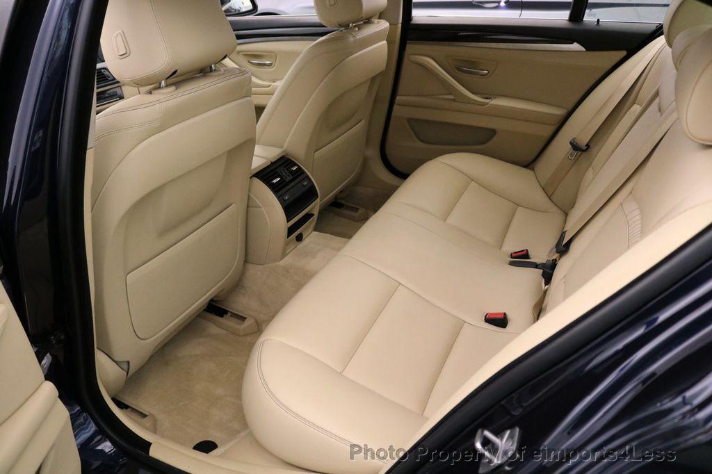 2015 BMW 5 Series CERTIFIED 528i xDRIVE Luxury Line AWD CAMERA NAVI - 17614343 - 46