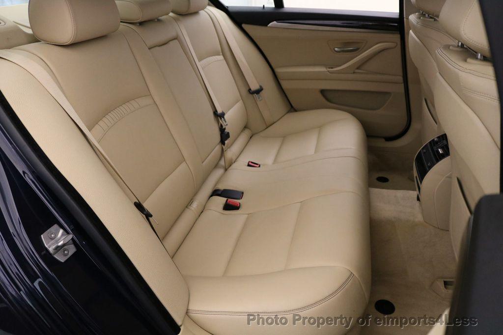 2015 BMW 5 Series CERTIFIED 528i xDRIVE Luxury Line AWD CAMERA NAVI - 17614343 - 47