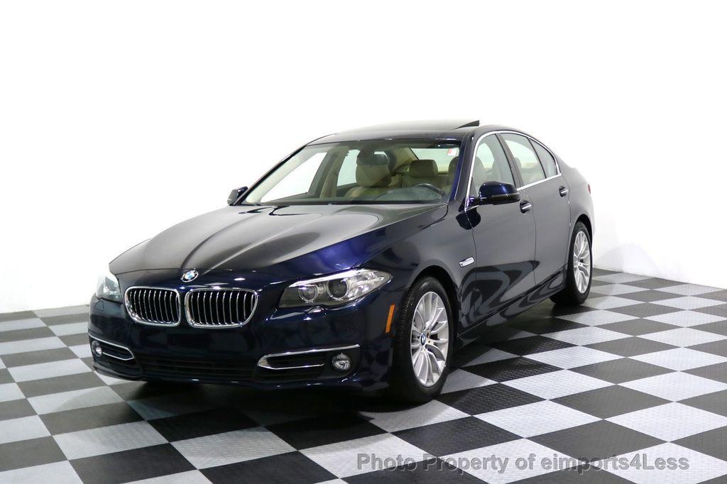 2015 BMW 5 Series CERTIFIED 528i xDRIVE Luxury Line AWD CAMERA NAVI - 17614343 - 48