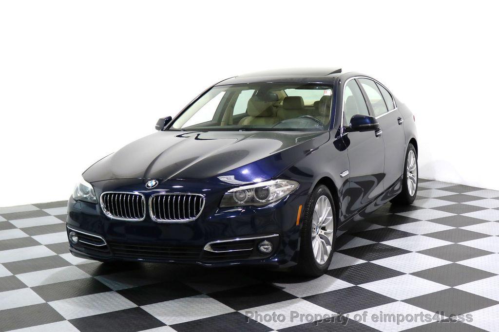 2015 BMW 5 Series CERTIFIED 528i xDRIVE Luxury Line AWD CAMERA NAVI - 17614343 - 49