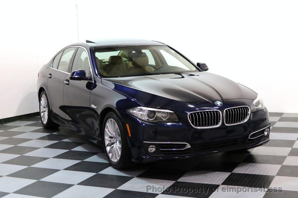 2015 BMW 5 Series CERTIFIED 528i xDRIVE Luxury Line AWD CAMERA NAVI - 17614343 - 50