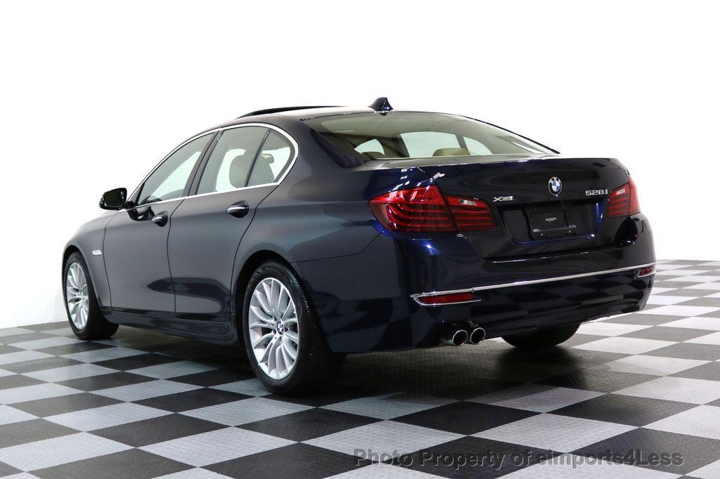 2015 BMW 5 Series CERTIFIED 528i xDRIVE Luxury Line AWD CAMERA NAVI - 17614343 - 51