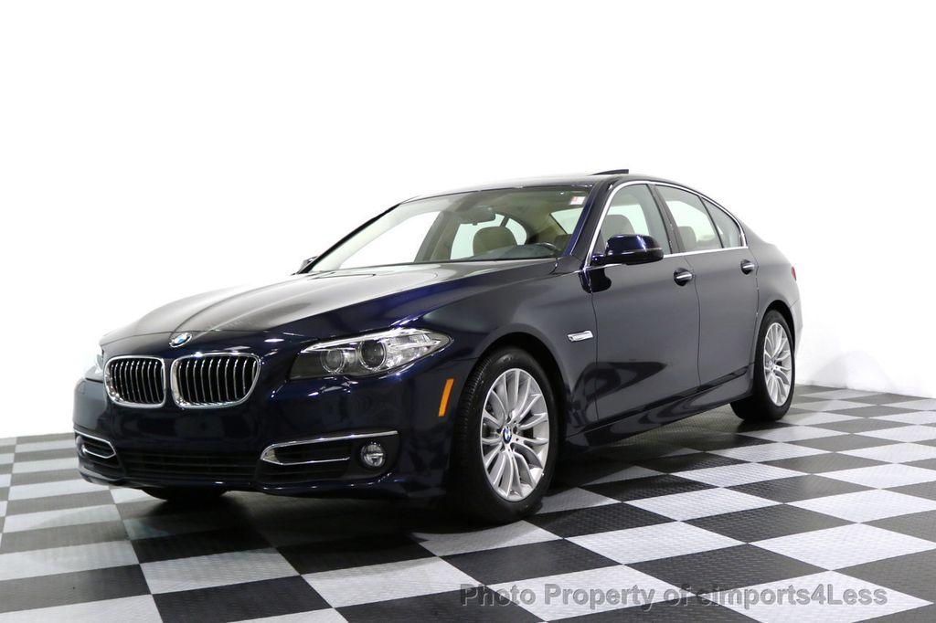 2015 BMW 5 Series CERTIFIED 528i xDRIVE Luxury Line AWD CAMERA NAVI - 17614343 - 53