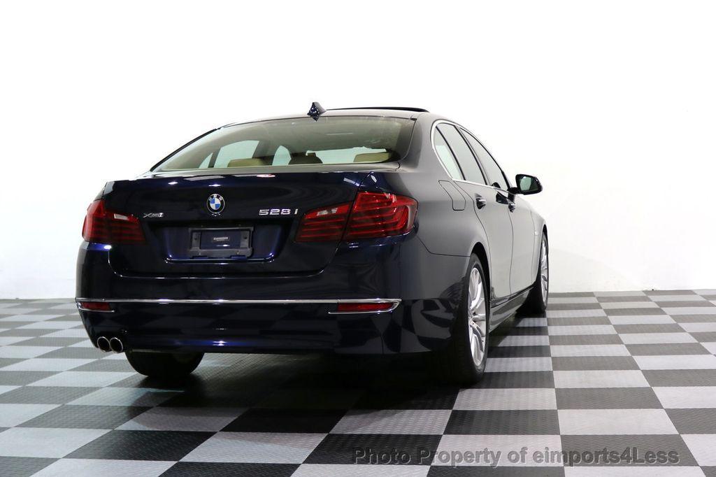 2015 BMW 5 Series CERTIFIED 528i xDRIVE Luxury Line AWD CAMERA NAVI - 17614343 - 55