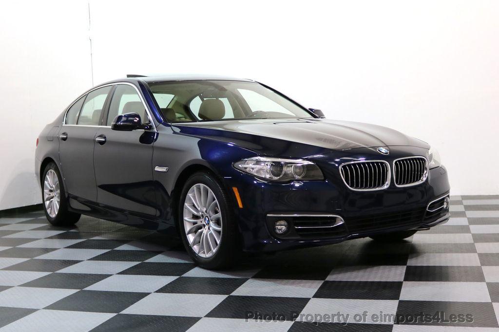 2015 BMW 5 Series CERTIFIED 528i xDRIVE Luxury Line AWD CAMERA NAVI - 17614343 - 56