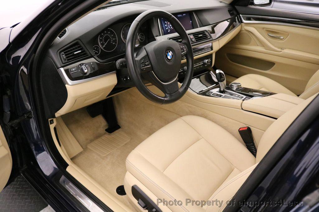 2015 BMW 5 Series CERTIFIED 528i xDRIVE Luxury Line AWD CAMERA NAVI - 17614343 - 7